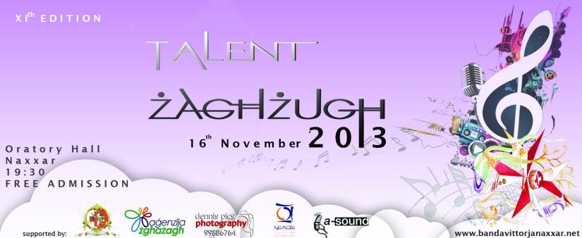 Talent Żagħżugħ 2013
