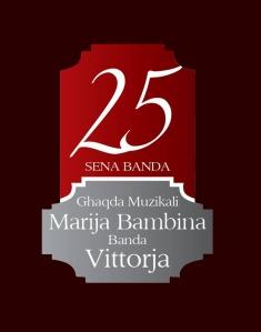 Logo 25 Sena Banda