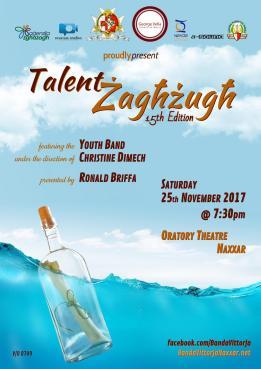 Talent Zaghzugh 15 Layered